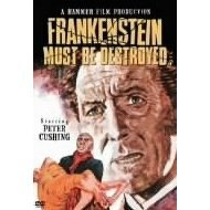 Frankenstein Must Be Destroyed [Limited Pressing]
