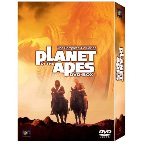 Planet of the Apes: Complete TV Series DVD Box [Limited Pressing]