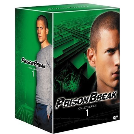 Prison Break DVD Collector's Box 1