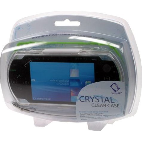 Crystal Case (White/Green)