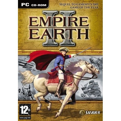 Empire Earth + Empire Earth II Package