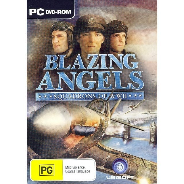 Blazing Angels: Squadrons of WWII (DVD-ROM)