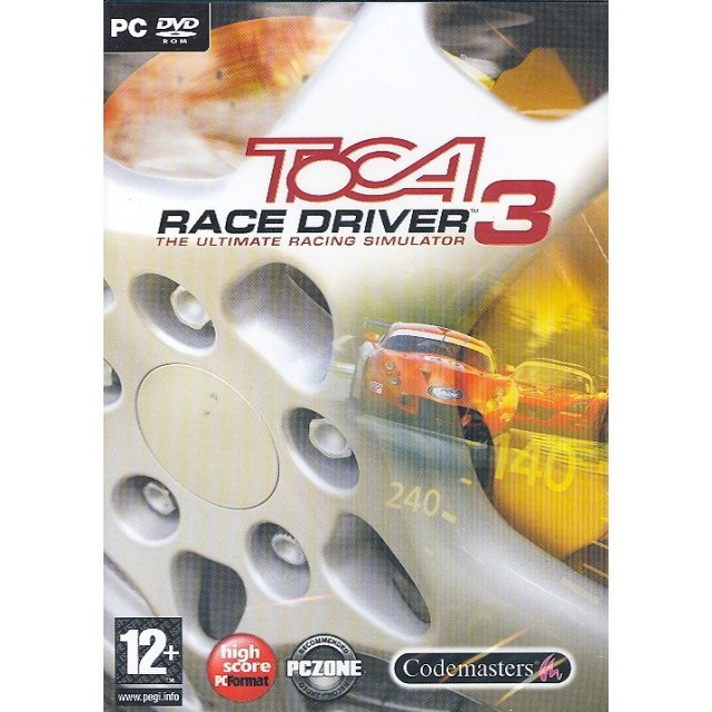 TOCA Race Driver 3 (DVD-ROM)