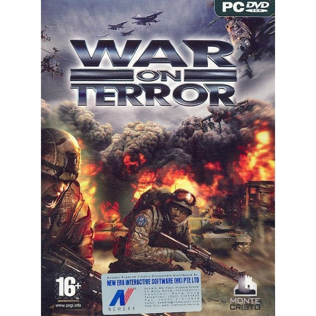 War on Terror (DVD-ROM)