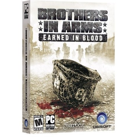 Brothers In Arms: Earned in Blood (DVD-ROM)