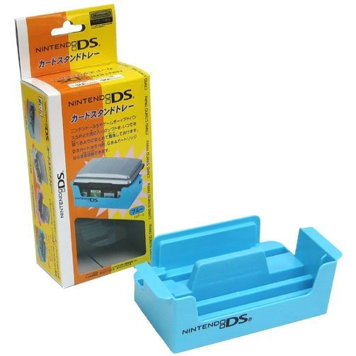 Card Stand Tray (blue)