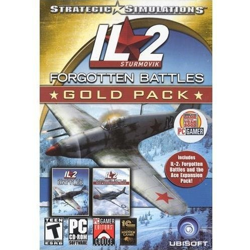 IL-2 Sturmovik: Forgotten Battles Gold Edition
