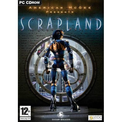 American McGee's Scrapland