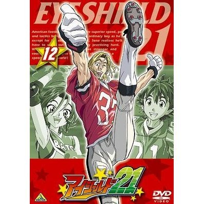 Eyeshield21 Vol.12
