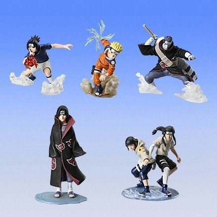 Naruto Ultimate Collection 2 Gashapon