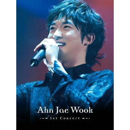 Ahn Jae-Wook First Concert in Japan [Limited Edition]