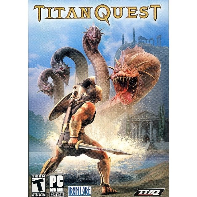Titan Quest (DVD-ROM)