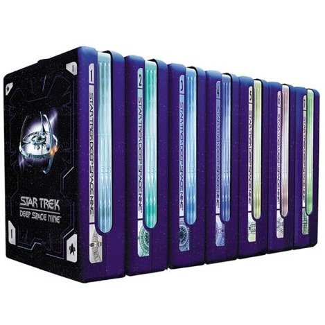 Star Trek: Deep Space Nine DVD Perfect Collection Premium Box [Limited Edition]