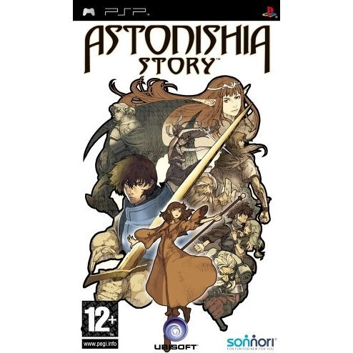 Astonishia Story (English language Version)