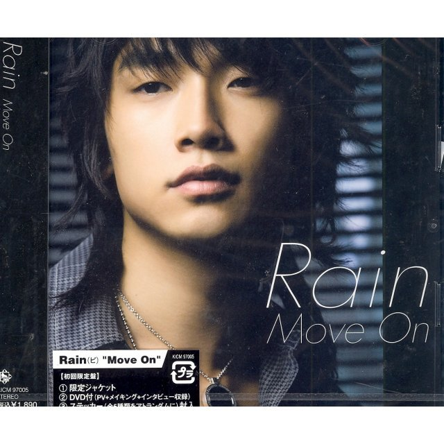Move On [CD+DVD Limited Edition]
