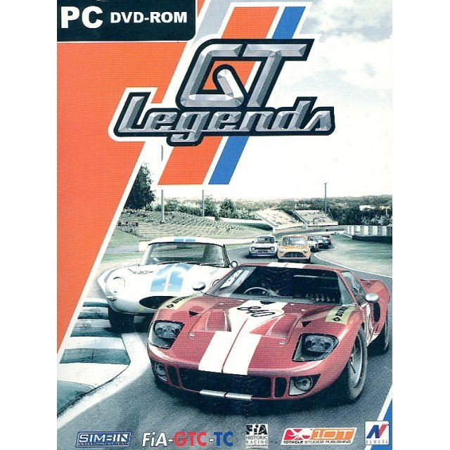 GT Legends (DVD-ROM)