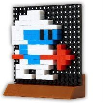 Dot-S Puzzle: Dig Dug