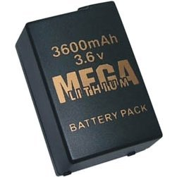 Mega Battery Pack 3600mAh