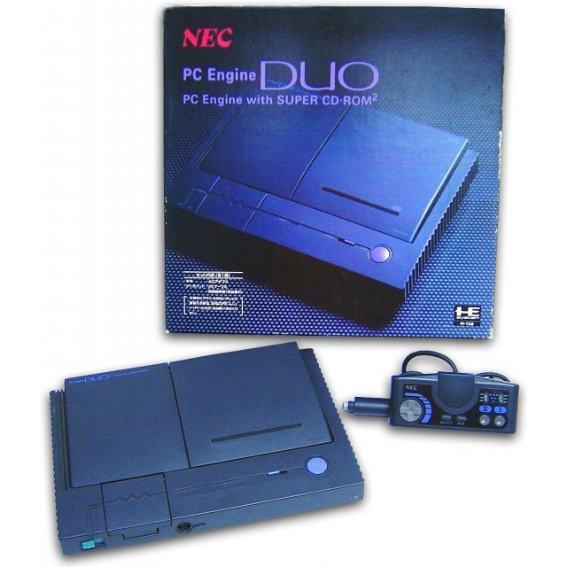 PC-Engine DUO Console