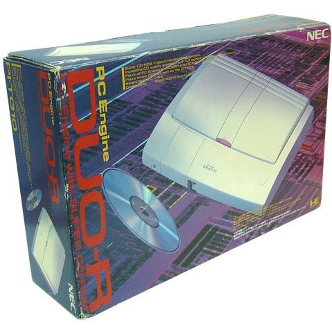 PC-Engine DUO-R Console