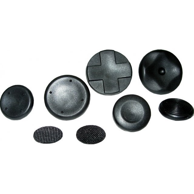 Extra Button Kit (black)