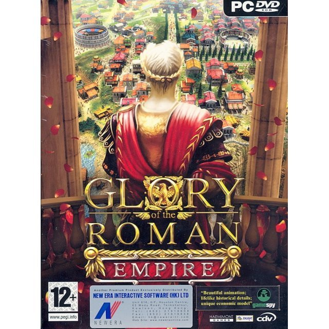 Glory of the Roman Empire (DVD-ROM)
