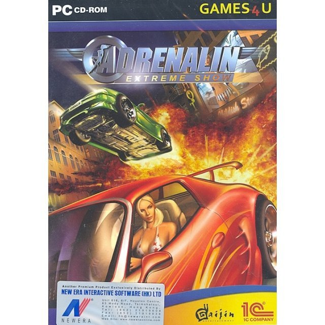 Adrenalin Extreme Show