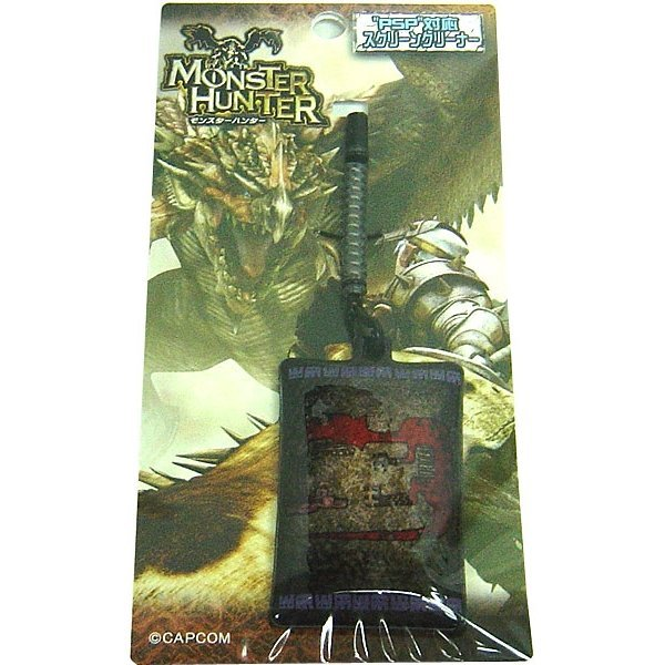 Monster Hunter Screen Cleaning Strap - Iosu