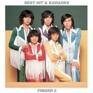 Uta ga Utaitai!! Best Hit & Karaoke Finger 5