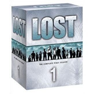 Lost Season1 Complete Box