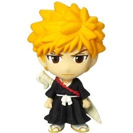 Bleach Chara Fortune Collection Gashapon