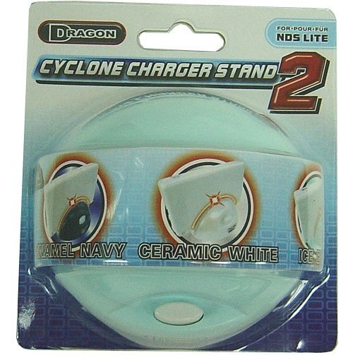 Cyclone Charger Stand 2 - Ice Blue