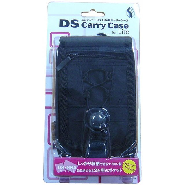 DS Lite Carrying Case (black)