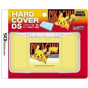 Hard Cover DS (Pikachu)