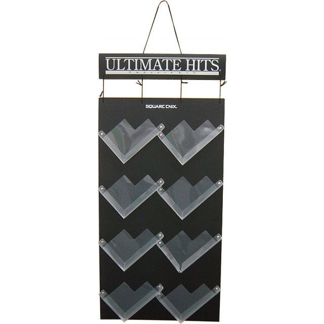 Square-Enix Ultimate Hits Hanging Tray
