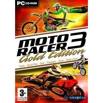 Moto Racer 3: Gold Edition