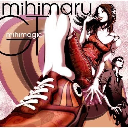 Mihimagic [CD+DVD Limited Edition]
