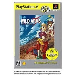 Wild Arms: The 4th Detonator (PlayStation2 the Best Reprint)