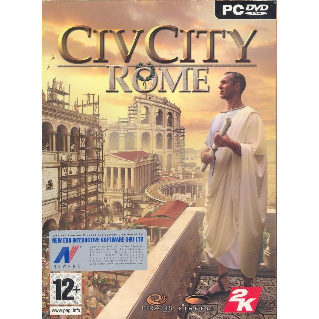Civ City: Rome (DVD-ROM)