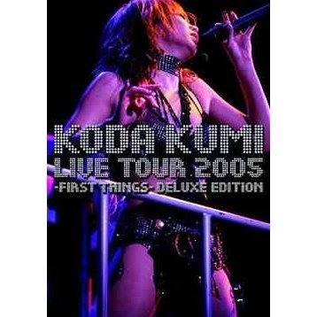 Live Tour 2005 -First Things Deluxe Edition- [Limited Edition]