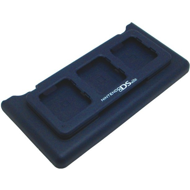 Cover + Card Case DS Lite (navy)