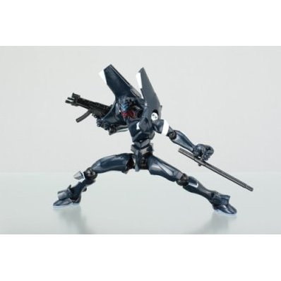Neon Genesis Evangelion Non-Scale Action Figure - Series No.009 Test Type