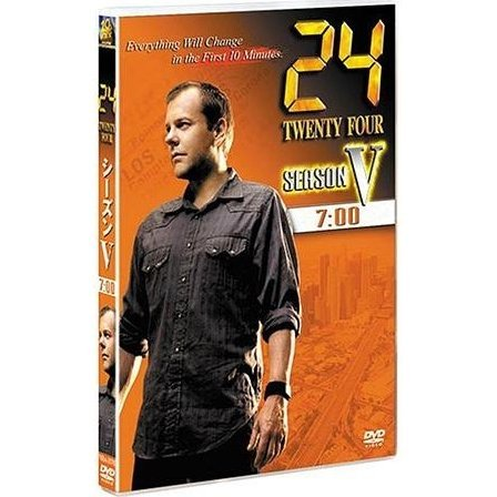 24 -Twenty Four- Season 5 Vol.1 [Limited Edition]