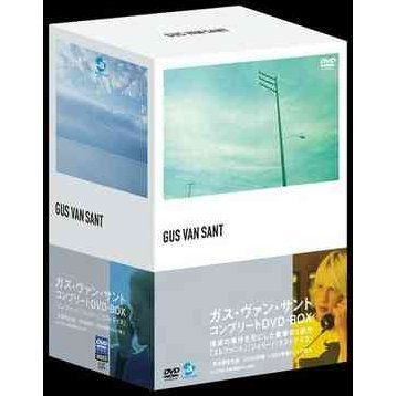 Gus Van Sant Complete DVD Box [Limited Edition]