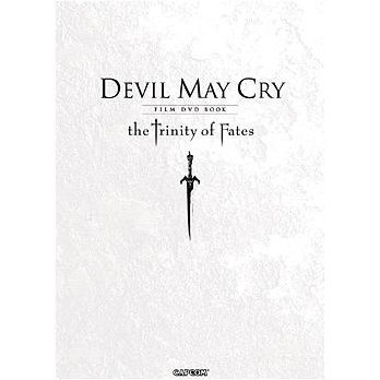 Devil May Cry Film DVD Book - The Trinity of Fades