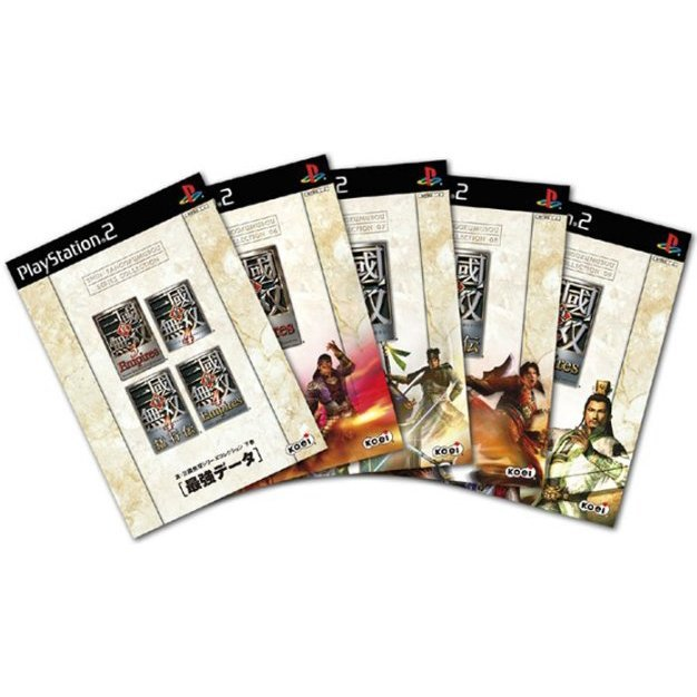Shin Sangoku Musou Series Collection Volume 2