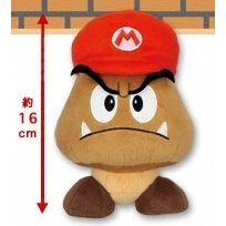 Super Mario 64 DS Plush Doll: Mario Kuribo