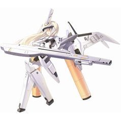 Busou Shinki Pre-Painted PVC Figure: MMS Type Angel - Arnval
