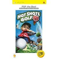 Hot Shots Golf: Open Tee (English language version) (PSP the Best)