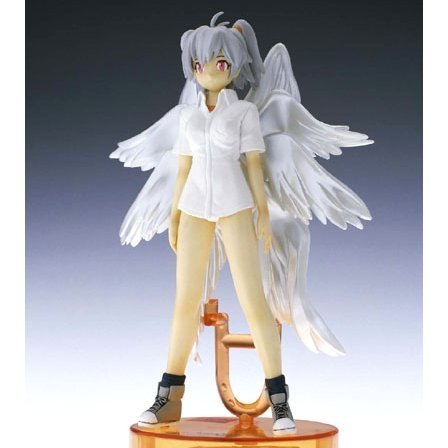 Neon Genesis Evangelion Pre-painted PVC & ABS Figure - A-17 Tabris-XX Blood Pattern Blue / Chromosome Type XX
